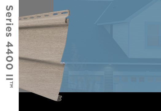 Truewall Vinyl Siding Products Series 4400 Vinyl Siding