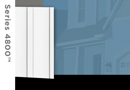 Truewall Vinyl Siding Products Series 4800 Vinyl Siding